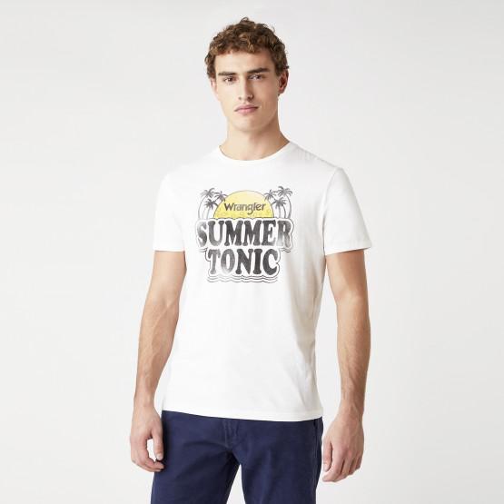Wrangler Summer Ανδρική Μπλούζα