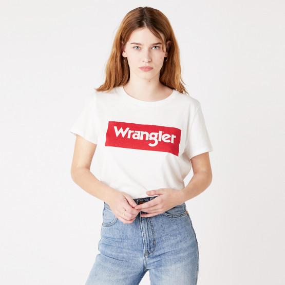 Wrangler Logo Women's Tee