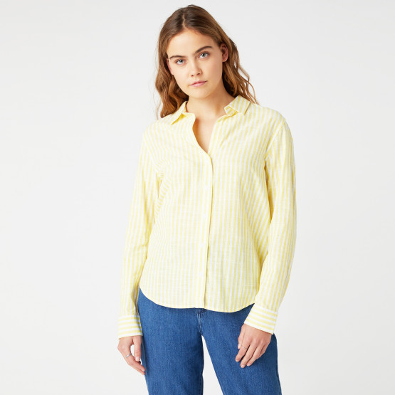 Wrangler Stripe Women's Shirt