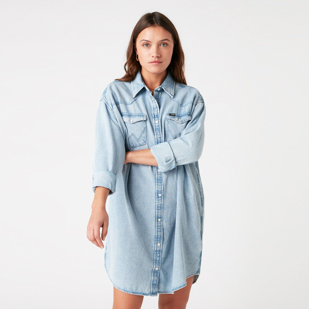 Wrangler Denim Western Women's Dress