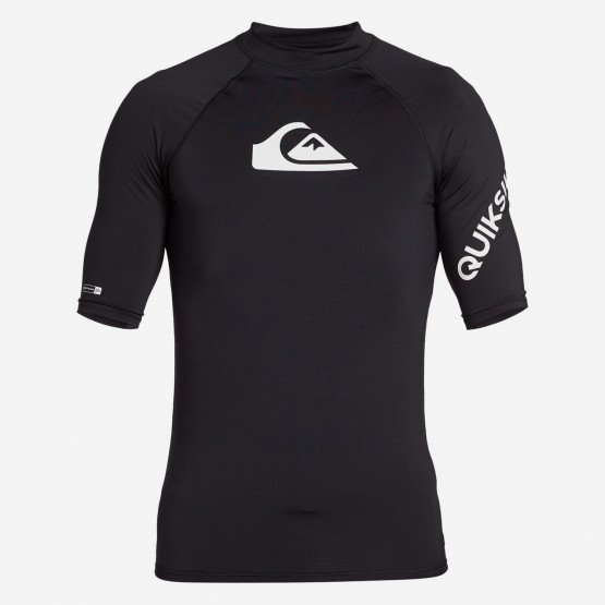 Quiksilver All Time  Men's Sun Protect T-Shirt