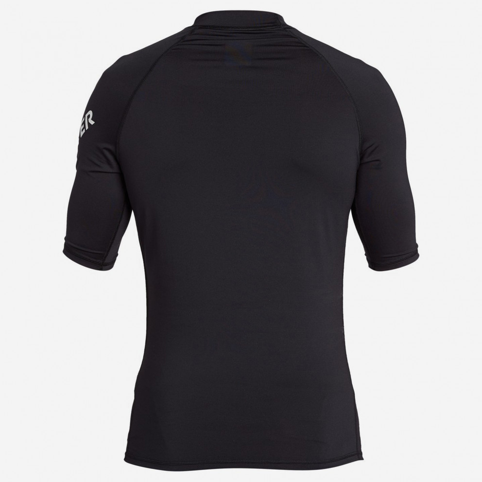 Quiksilver All Time  Men's Sun Protect T-Shirt