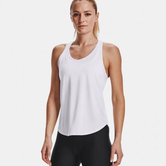 Under Armour Tech Vent Γυναικεία Αμάνικη Μπλούζα