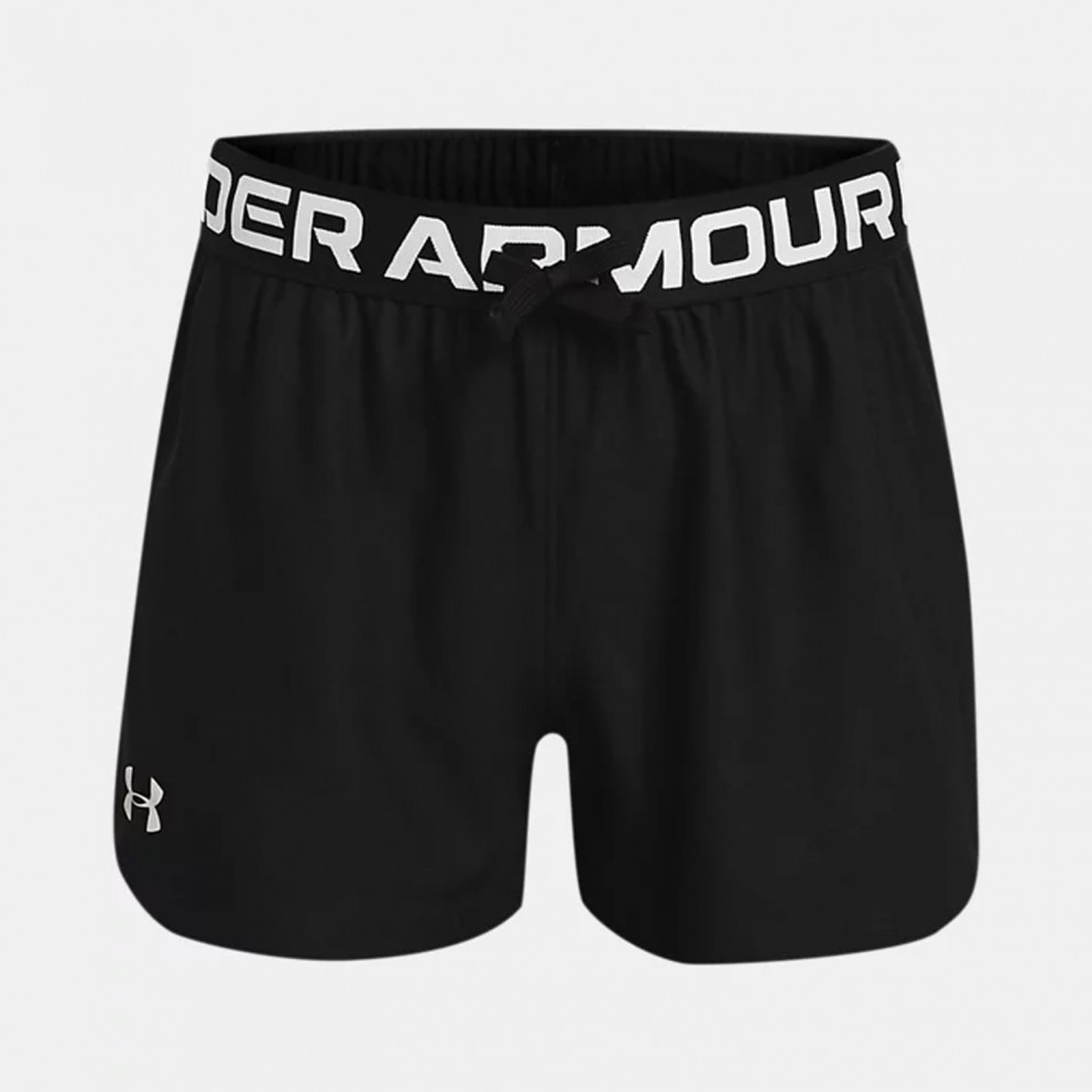 Under Armour Play Up Running Shorts For Girls