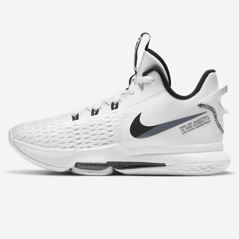 Nike LeBron Witness V Ανδρικά Μπασκετικά Παπούτσια (9000060494_1540)