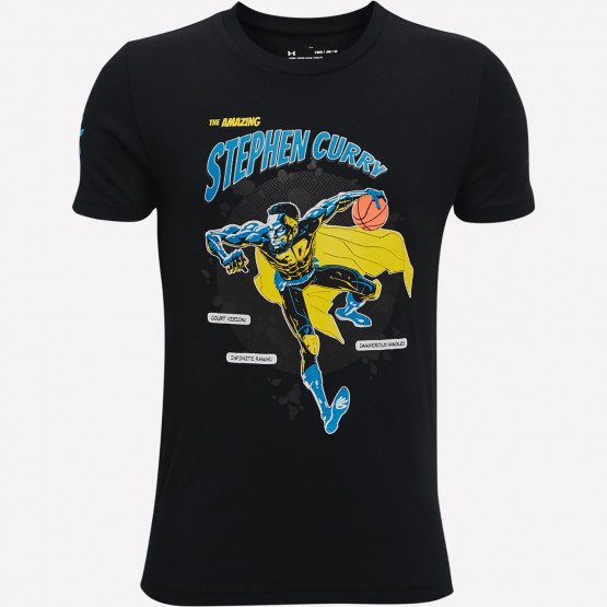 Under Armour Curry Super Steph Boy's T-Shirt