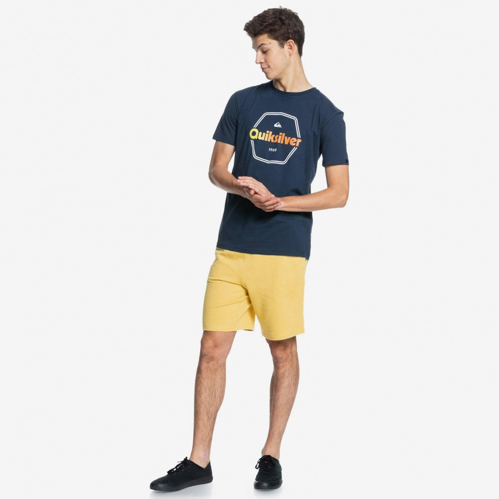 Quiksilver Hard Wired Men's T-Shirt