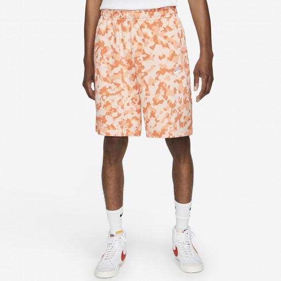 Nike NSW Club Camo Men's Shorts