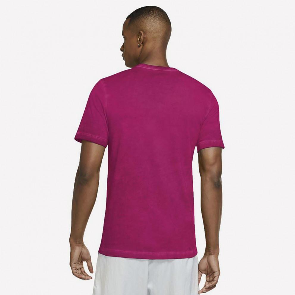 Nike M Nsw Tee Dye/Wash Hbr