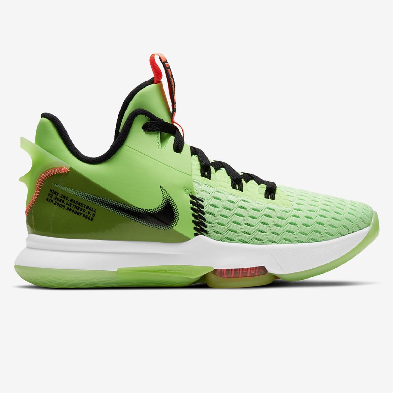 Nike LeBron Witness V Basketball Shoes (9000060495_48058)