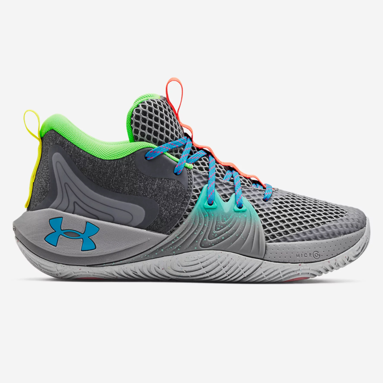 Under Armour Embiid One Gamertag Basketball Shoes (9000070943_50749)