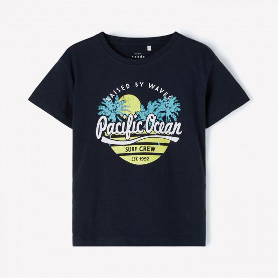 Name it Nmmvagno Top Girls' T-shirt
