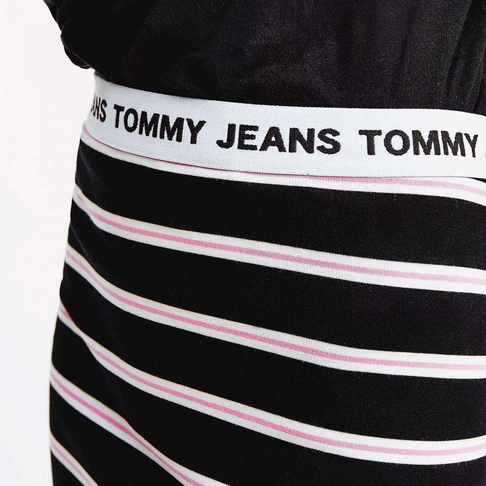 Tommy Jeans Stripe Bodycon Women's Skirt