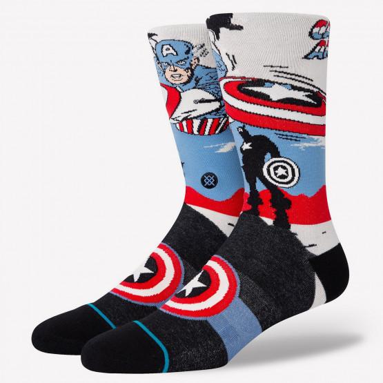 Stance X Marvel Captain America Marquee Men's Socks