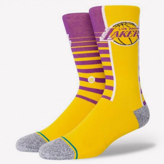 Stance NBA Los Angeles Lakers Gradient Men's Basketball Socks
