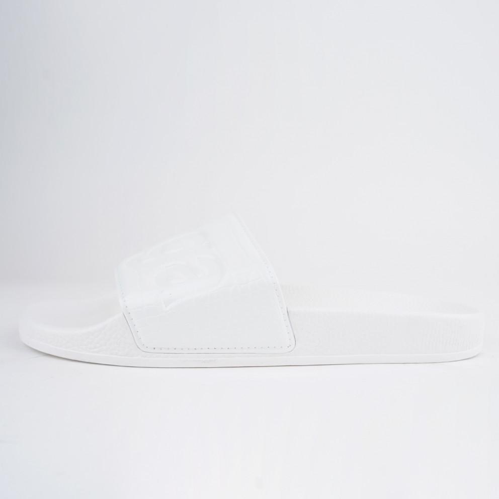 Superga 1908 Faux Croco Γυναικεία Slides