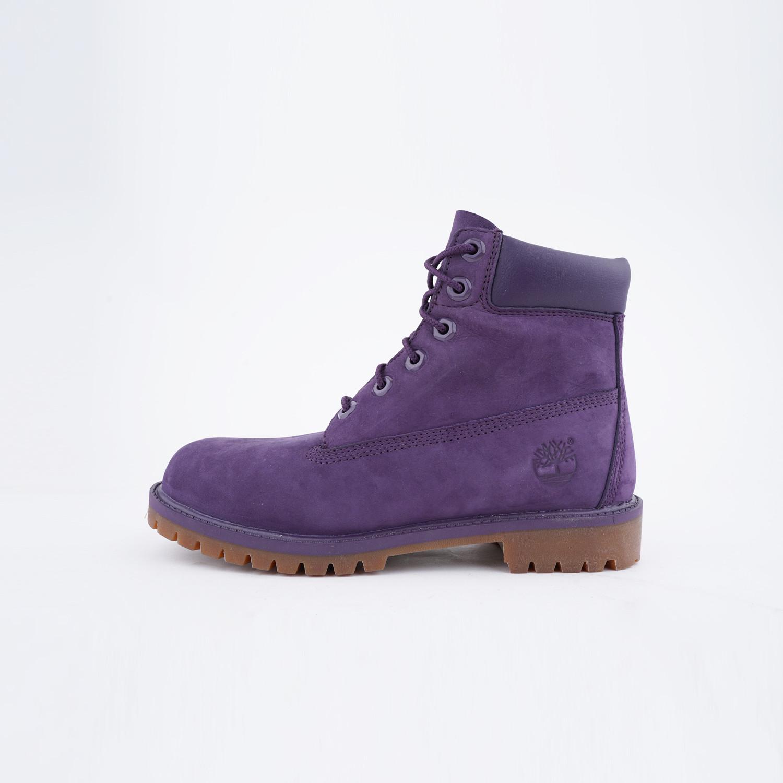 Timberland 6 In Premium Wp Boot Purple (1080031570_3149)