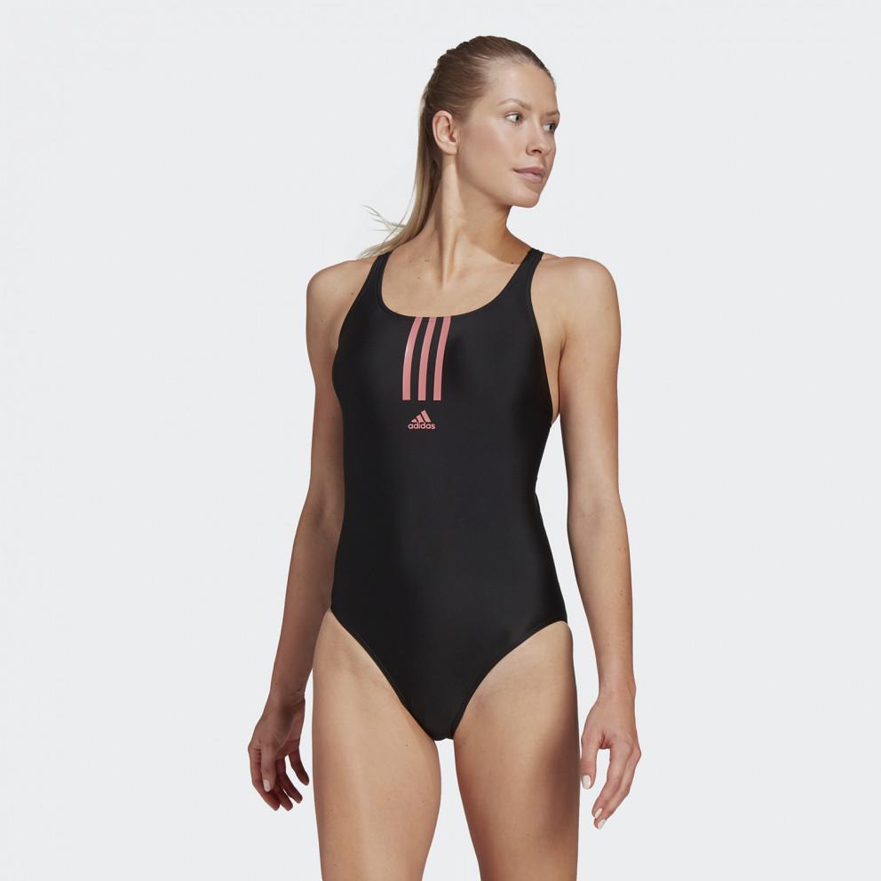 adidas Performance SH3.RO Mid 3-Stripes Women's Swimsuit
