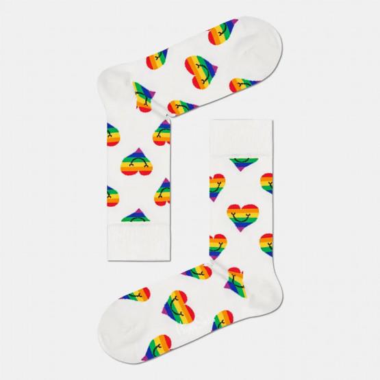 Happy Socks Pride Heart Κάλτσες