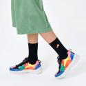 Happy Socks Embroidery Pizza Socks
