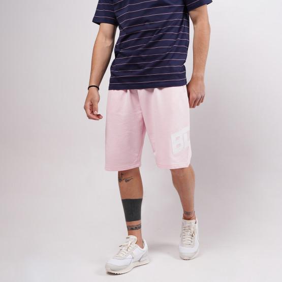 Body Action Men'S Loose Fit Bermuda Shorts