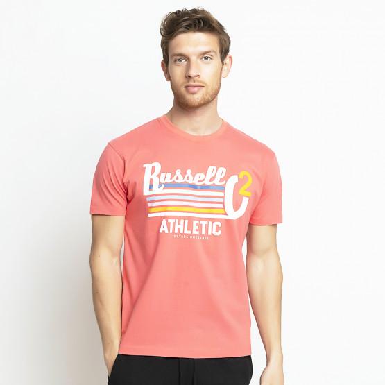 Russell Striped Men's T-Shirt
