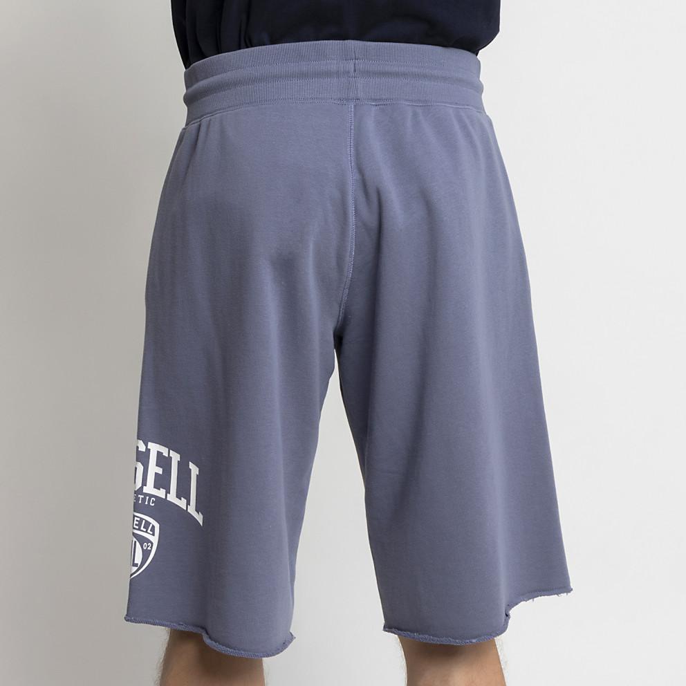 Russell Athl-Collegiate Raw Edge Shorts