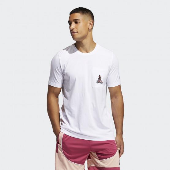 adidas Performance Harden Avatar Pocket Ανδρικό T-shirt