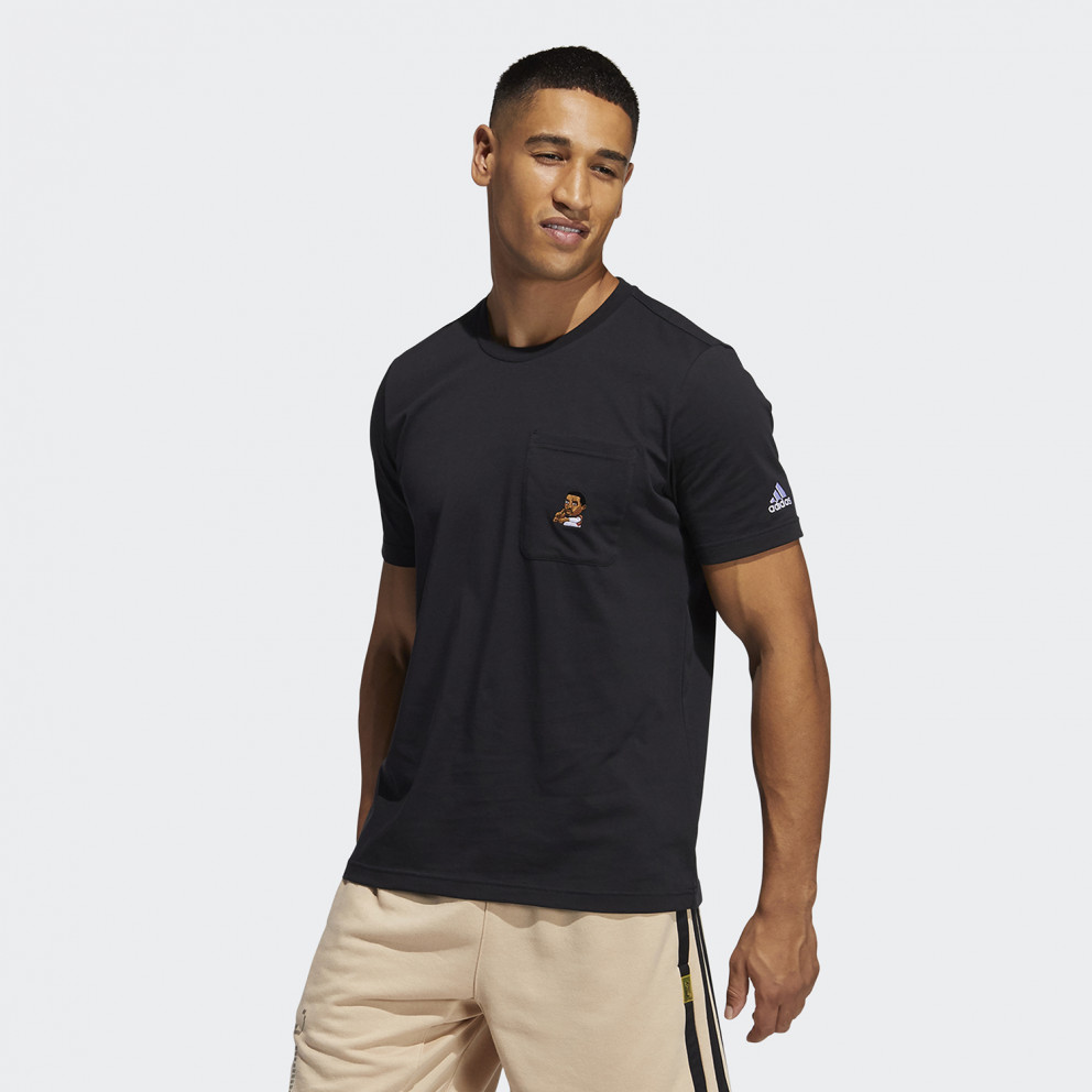 adidas Performance Dame Avatar Pocket Men's T-shirt