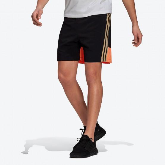 adidas Sportswear Woven 3-Stripes Ανδρικό Σορτς