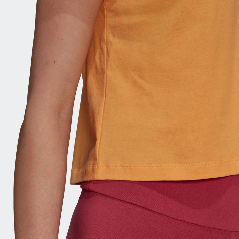 adidas Performance Essentials Gradient Cropped Women's T-shirt