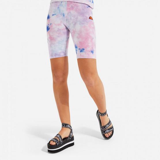 Ellesse Solos 2 Tie Dye Women's Biker Shorts