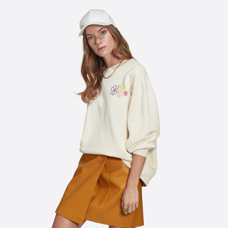 adidas Originals Adicolor Essentials Γυναικείο Φούτερ (9000068930_9644)