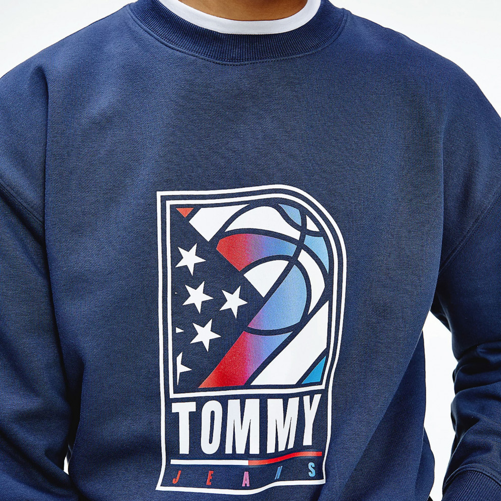 Tommy Jeans Tjm Basketball Crew