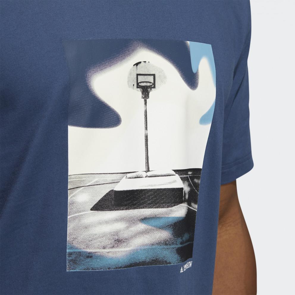 adidas Performance Slept On Graphic Men's T-Shirt