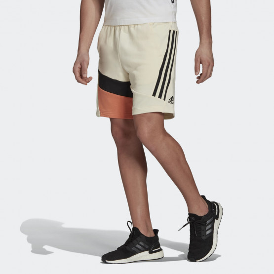 adidas Performance 3-Stripes Tape Summer Ανδρικό  Σορτς