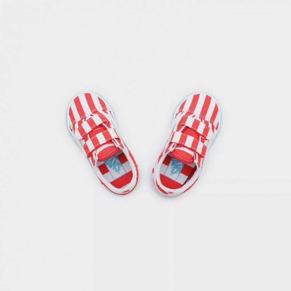 Vans x Where's Waldo? Old Skool Βρεφικά Παπούτσια