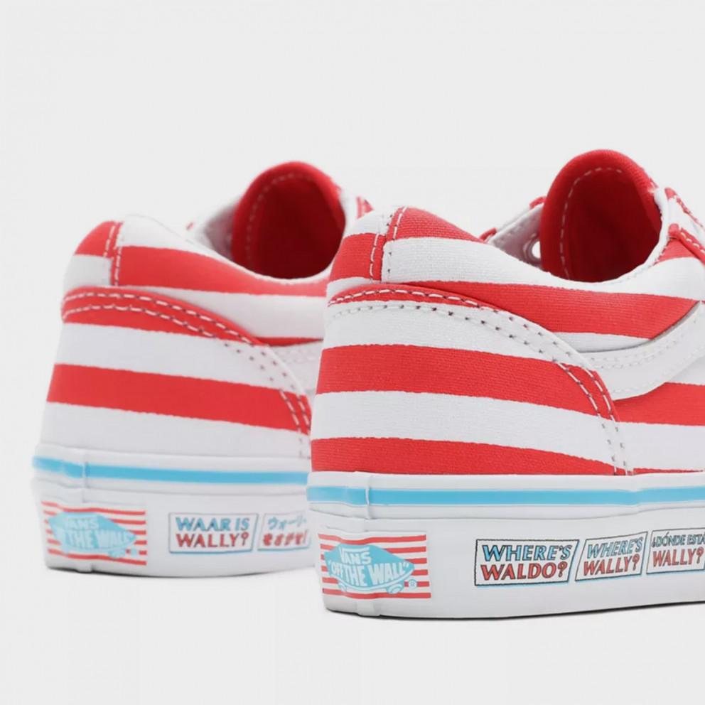 Vans x Where's Waldo? Old Skool Παιδικά Παπούτσια