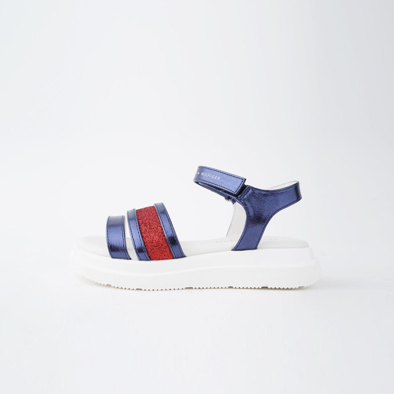 Tommy Jeans Velcro Βρεφικά Σανδάλια (9000074986_3024)