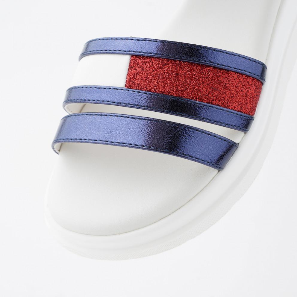 Tommy Jeans Velcro Παιδικά Σανδάλια