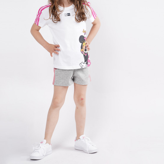 adidas Performance Essentials 3-Stripes Kid's Shorts