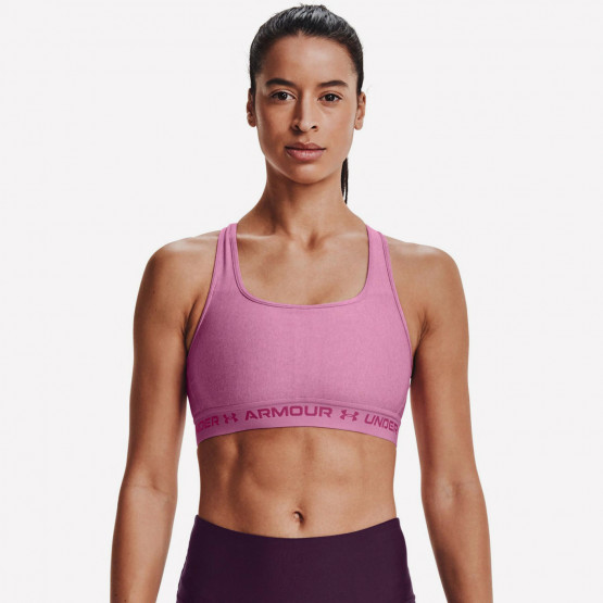 Under Armour Crossback Mid Heather Women's Bra