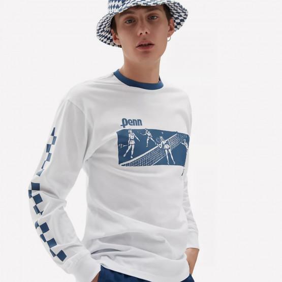 Vans X Penn Ανδρική Μπλούζα Με Μακρύ Μανίκι