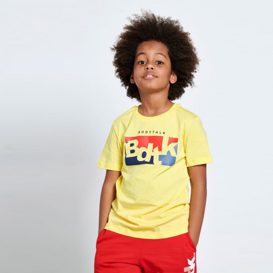 BodyTalk Slim Παιδική Μπλούζα