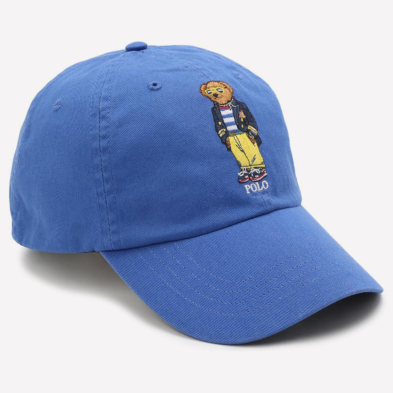 Polo Ralph Lauren Bear Ανδρικό Καπέλο (9000075905_52112)