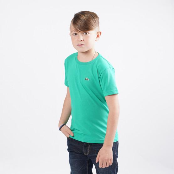 Lacoste Devanlay Παιδικό T-shirt