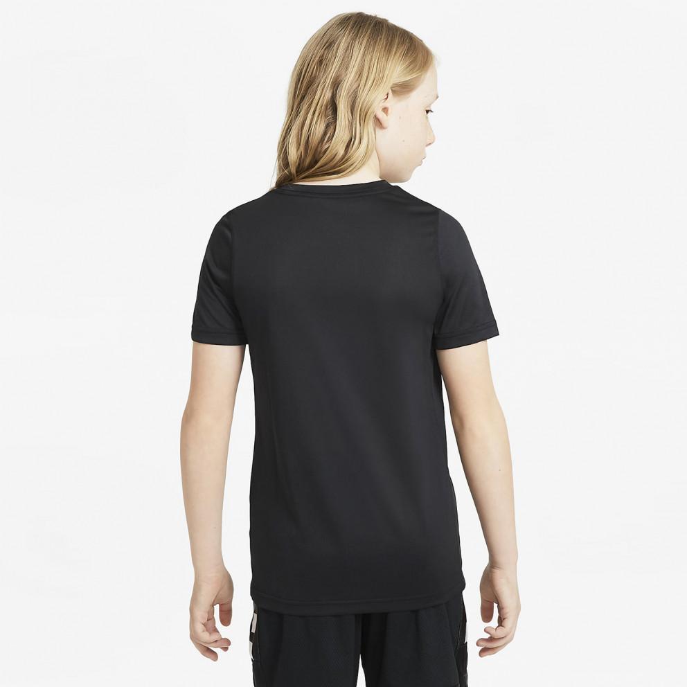 Nike Dry Basketball Swoosh Kids' T-Shirt