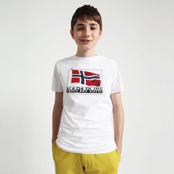 Napapijri K Seji Kid's T-Shirt