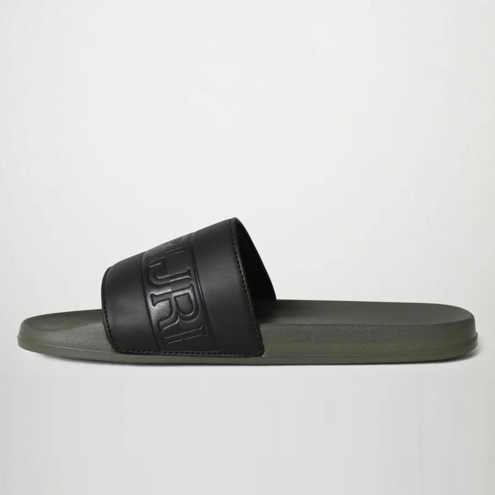 Napapijri S1Tide01/Puc Green Black 7M7