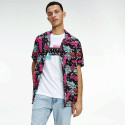 Tommy Jeans Tjm Miami Print Camp Shirt